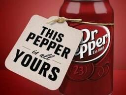 DR. Pepper (Доктор Пеппер) . Канада Драй , Чирвайн
