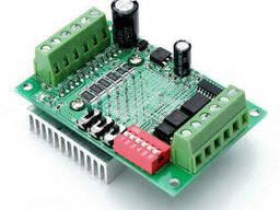 Драйвер шагового двигателя 10-35В TB6560 Arduino