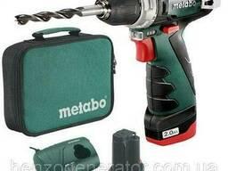 Дрель-шуруповерт аккумуляторный Metabo PowerMaxx BS (2. ..