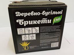 Древесно-Угольный Брикет 5кг