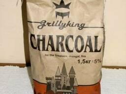 Древесный Уголь 1.5 кг