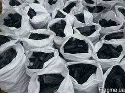 Древесный уголь дуб, граб, берёза, клён, ясень (экспорт)