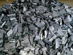 Древесный уголь без пыли