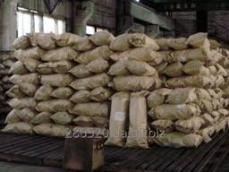 Древесный уголь (Дуб, граб, береза) крафт мешки по 10 кг