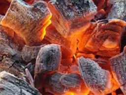 Древесный уголь фруктовый