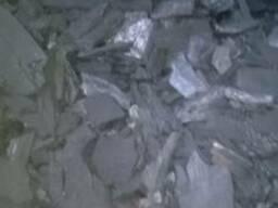 Древесный уголь из разных пород древисины