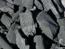 Древесный уголь оптом. Вугілля деревне
