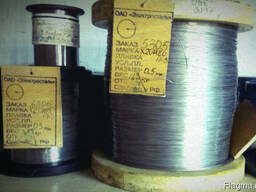Ніхромовий дріт Х20Н80 ф4,5мм