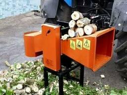 Дробилка для дерева аренда