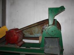 Дробилка для полимеров