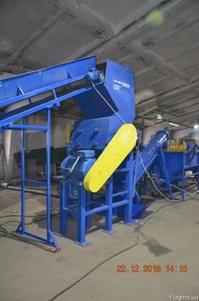 Дробилка / измельчитель для переработки пластика