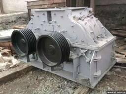 Дробилка молотковая двуроторная СМД-114