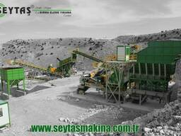 Дробильно сортувальні установки Сейташ (Seytas Makina) - фото 2