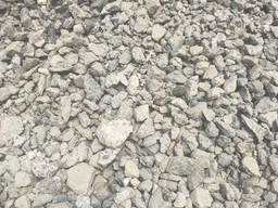 Дробленый бетон, Бой бетона, вторичный щебень