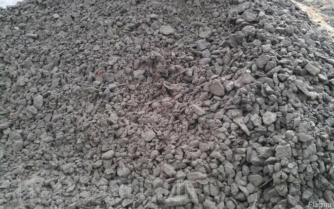 Продажа дробленого бетона состав и пропорции цементного раствора м100