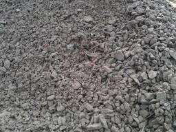 Дробленый бетон (дробленка 0-80)