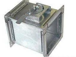 Дроссель-клапан воздушный ДКП, ДКК серия 1.494-39