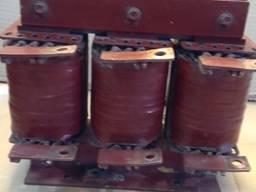 Дроссель трехфазный мощность 30 – 50 кВт