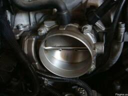 Дроссельная заслонка на Мерседес x164 (Mercedes-Benz X164)