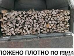 Дрова , чистый дуб , без примесей