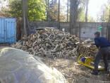 Дрова дубові рубані, кругляк, метрівки доставка - фото 5