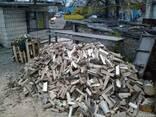 Дрова дубовые колотые доставка Киев. - фото 1