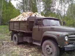 Дрова Дубовые колотые и кругляк с доставкой Буча Киев - фото 6