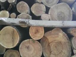 Дрова дубовые, метровка, чурка, колотые. Опт, розница