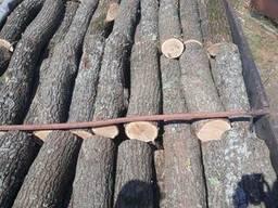 Дрова дубовые метровка, чурки - фото 2