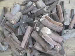 Дрова фруктовые для мангала из лозы винограда .