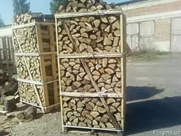 Дрова колотые ( дуб, береза, граб, ольха )