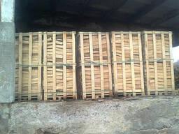 Дрова колотые каминные и древесный уголь на експорт