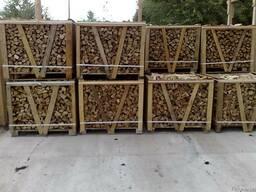 Дрова колотые Микс 25 . 33 см камерной сушки