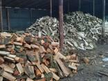 Дрова колотые и не колотые (дуб, акация, клен, ольха, сосна) - фото 2