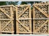 Дрова колотые пород (дуб, бук, граб, ясень, берёза) - фото 4