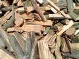 Дрова чурки колотые купить дуб, акация, сосна с доставкой - фото 5