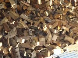 Дрова с доставкой (дубовые, граб, ольха) метровки и колотые - фото 3