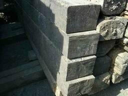 Дрова шпала деревянная (и для повторной укладки)