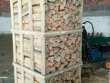 Дрова сосновые в ящиках по 2 складометра - фото 1