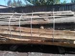 Дрова Сумы Зил дуб ясень колотые метровка обрезки доски брикеты катушки - фото 7