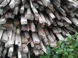 Дрова Сумы Зил дуб ясень колотые метровка обрезки доски брикеты катушки - фото 8