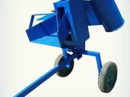 Дровокол - Измельчитель веток с приводом от мототрактора.