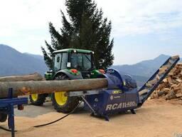 Дровокол Taйфун РЦА 480, станок для дров.