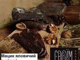 Dry-cured beef
