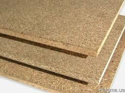 ДСП плита шлифованная толщиной 15 мм, 16мм.