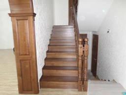 Дубовая лестница А1 на заказ Киев Одесса