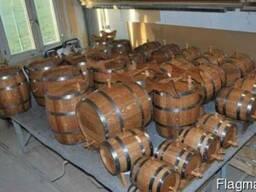 Дубові бочки ( дубовые бочки ) для зберігання спиртного