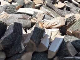 Дубовые / сосновые дрова