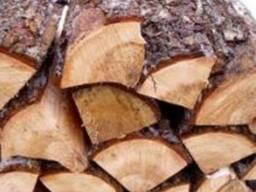 Дубовые колотые дрова, цены снижены!