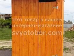 Душ с предбанником летний деревянный! Качество! Доставка по Украине